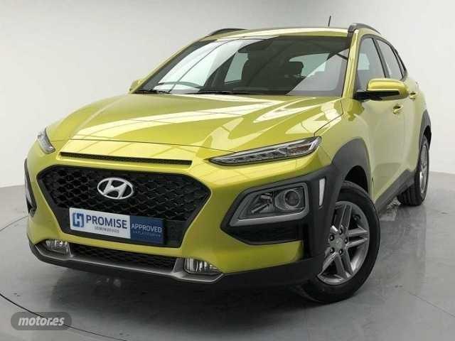 Hyundai kona 1.0 tgdi klass 4x2 de 2019 con 12 km por 18.100