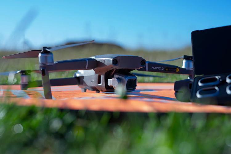 Imágenes y vídeos aéreos con drones dji y más