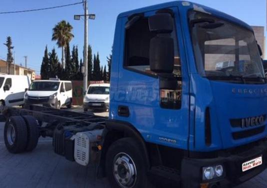 Iveco camion chasis - eurocargo ml100e18.