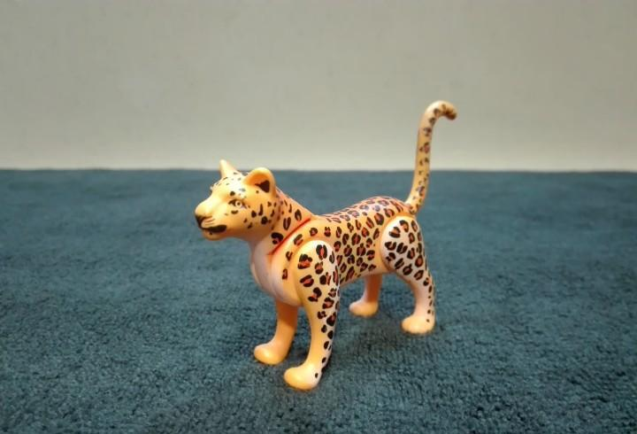 Leopardo playmobil