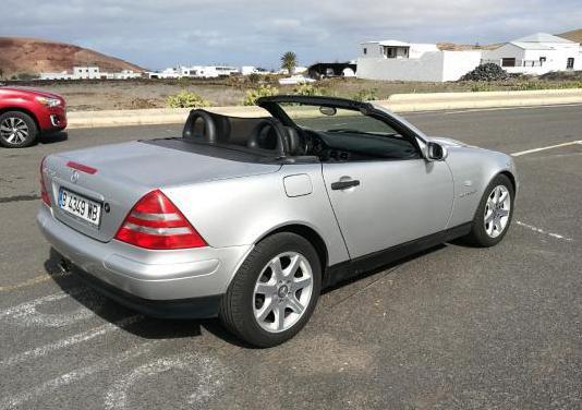 Mercedes-benz clase slk slk 230 kompressor