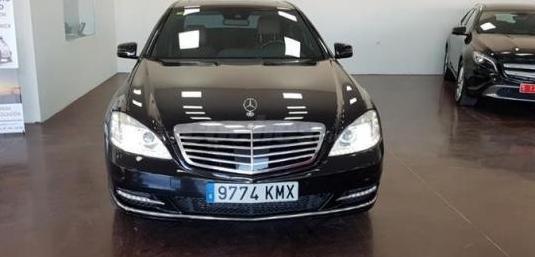 Mercedes-benz clase s s 350 bluetec 4matic l 4p.