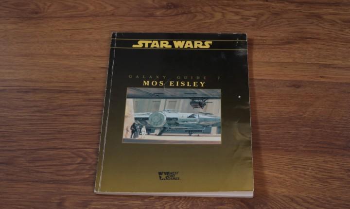 Mos eisley libro juego rol star wars galaxy guide 7 weg joc