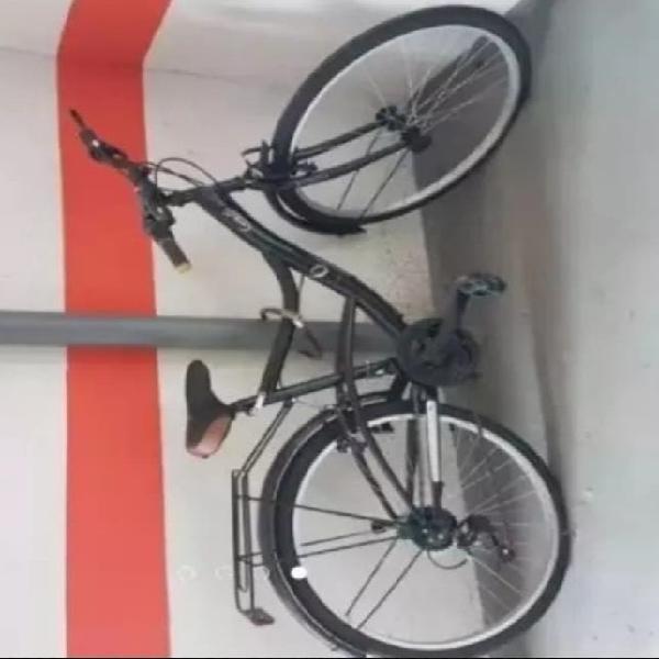 Mountain bike a estrenar
