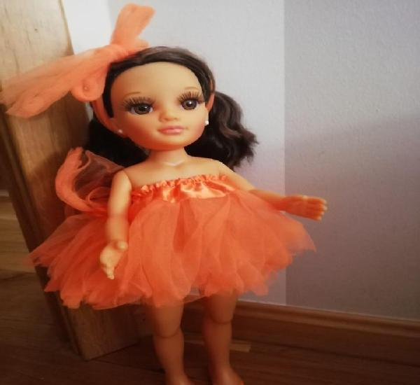 Muñeca nancy vestido conjunto artesanal