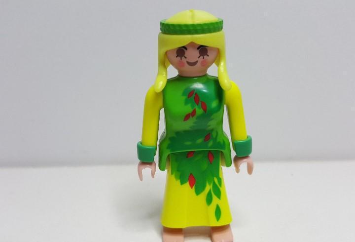 Mujer hada playmobil 3896 bosque encantado magico