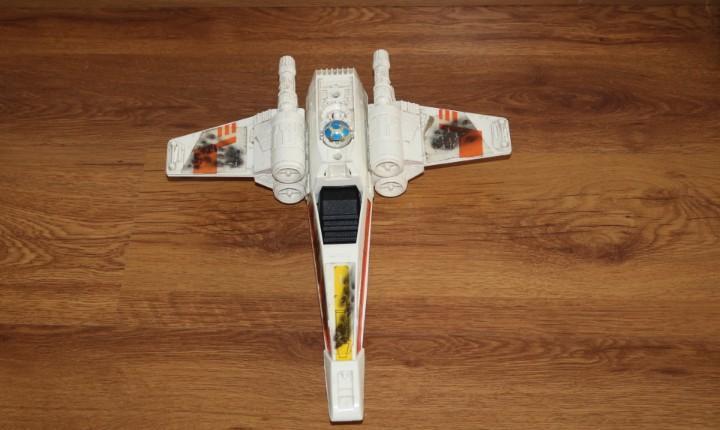 Nave x-wing fighter caza ala star wars kenner 1978 vintage