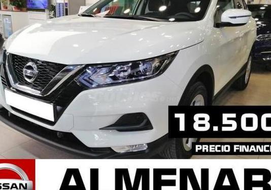 Nissan qashqai digt 103 kw 140 cv e6d acenta 5p.