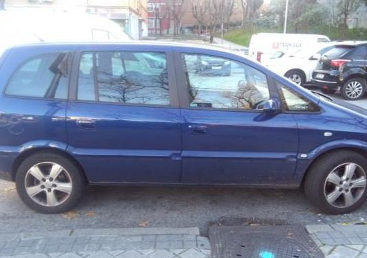 Opel zafira 2.0 dti 16v blue line