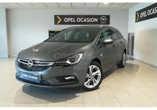 Opel astra 1.4 turbo 92kw 125cv dynamic st 5p.