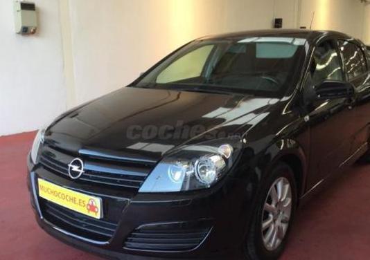 Opel astra 1.6 16v edition 4p.