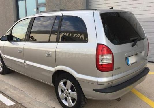 Opel zafira 2.0 dti 16v elegance 5p.