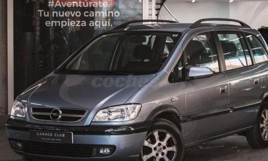 Opel zafira 2.2 dti 16v elegance 5p.