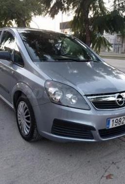 Opel zafira enjoy 1.9 cdti 8v 100 cv 5p.