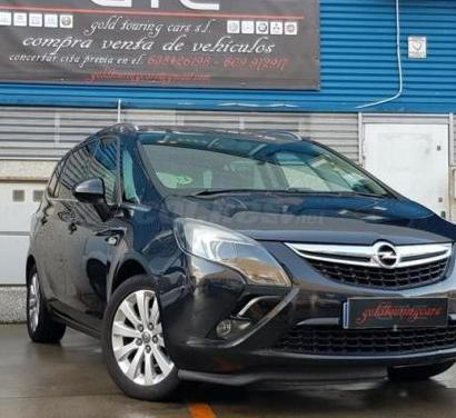 Opel zafira tourer 1.6 cdti ss 136 cv selective 5p