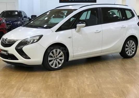 Opel zafira tourer 2.0 cdti 165 cv excellence auto