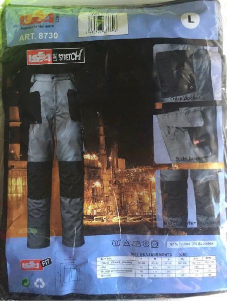 Pantalon de trabajo sin estrenar talla l