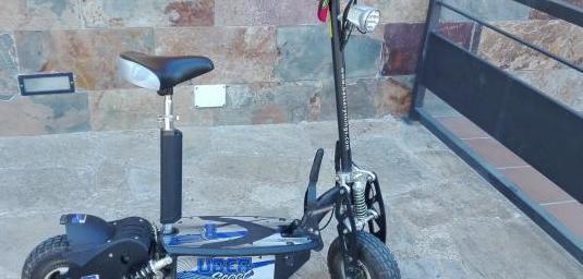Patinete eléctrico uber schoot 1000w