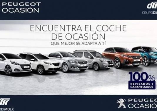 Peugeot 2008 allure 1.6 bluehdi 73kw 100cv 5p.