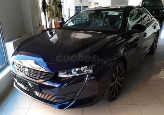 Peugeot 508 allure bluehdi 96kw 130 ss eat8 5p.
