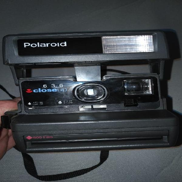 "Polaroid 636 ""close up edition"""