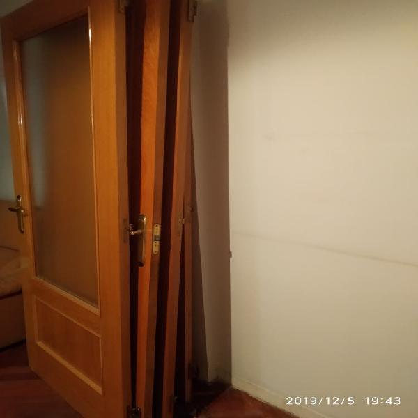 Puertas de interior de roble macizas
