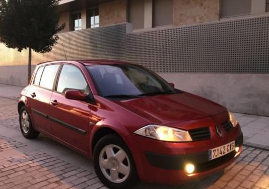 Renault mégane confort dynamique 1.9dci