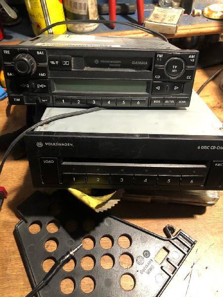 Radio cassette cd