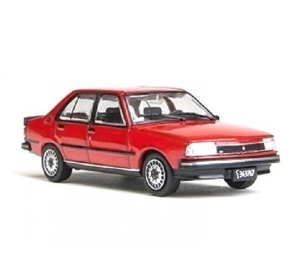 Renault 18 gtx ii 1987 1:43 ixo salvat diecast coche