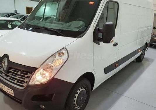 Renault master furgon p l3h2 3500 rs dci 125
