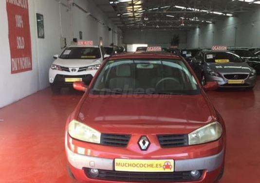 Renault megane grand tour confort authentique 1.9d
