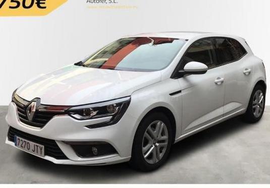 Renault megane intens energy tce 97kw 130cv 5p.