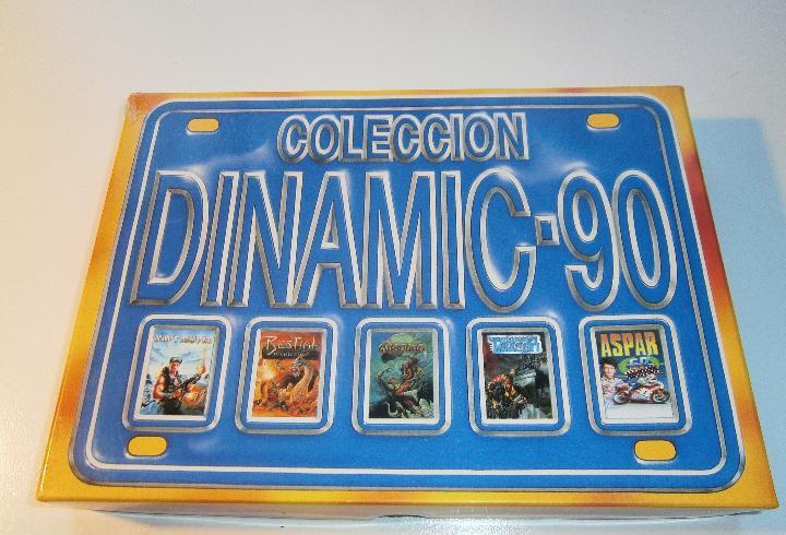 Spectrum - coleccion dimamic 90 - caja grande - dinamic