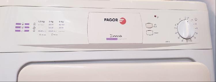 Secadora fagor 36f-6c innova 6kg