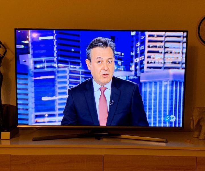 Televisor 43'' samsung. smart tv y wifi. año 2015