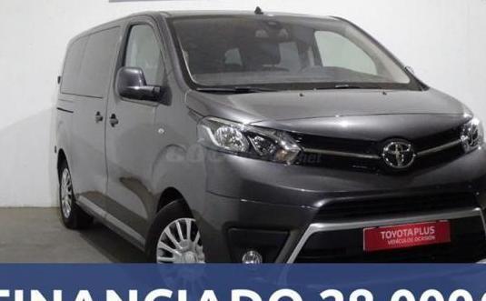 Toyota proace verso shut medio l1 2.0d 180 aut 9p
