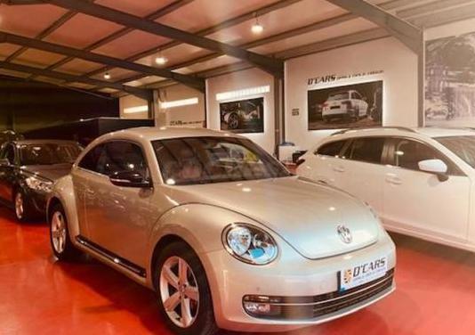 Volkswagen beetle 2.0 tdi 140cv 53 edition 3p.