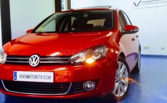 Volkswagen golf 1.6 tdi 105cv dpf sport 5p.