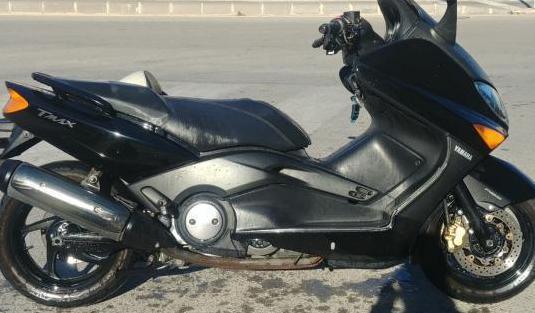 Yamaha t-max 500 (2006-2008)