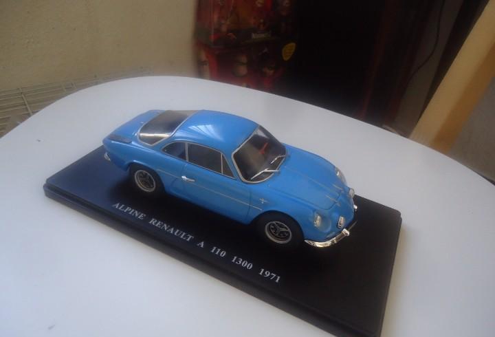 Alpine renault a 110 1300 1971