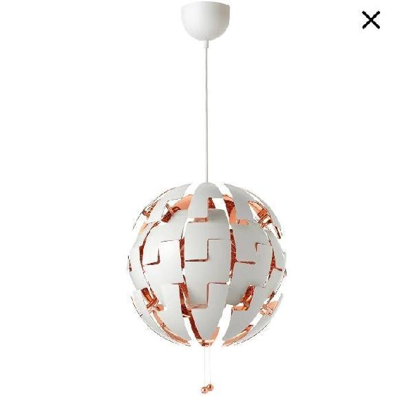 Lámpara ikea ps 2014 35cm *nueva*