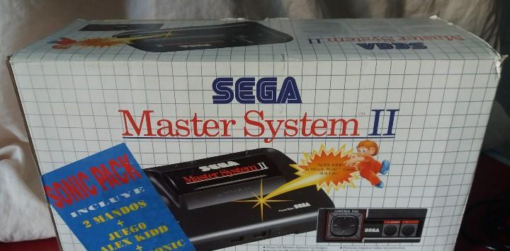 Master system 2 en caja