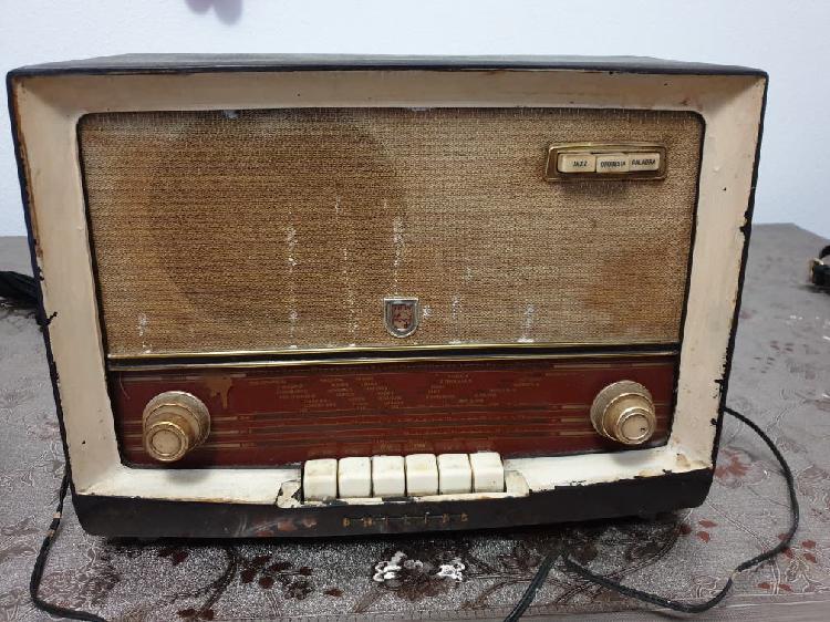 Radio philips años 50