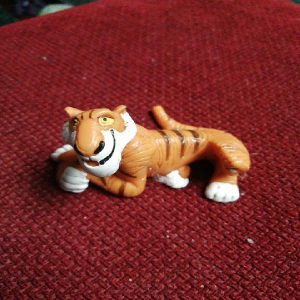 Tigre 5cm muñeco animal animales juguete juego jue