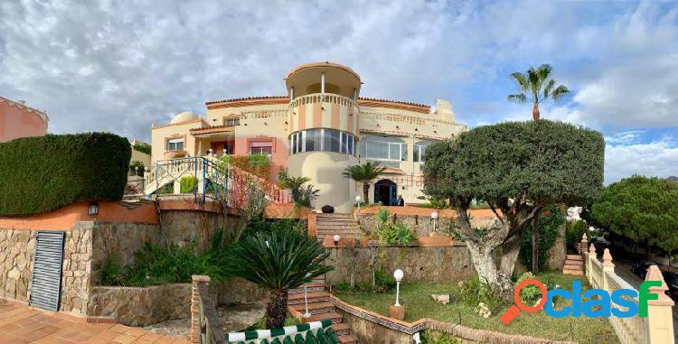Villa de lujo benalmadena(torrequebrada)