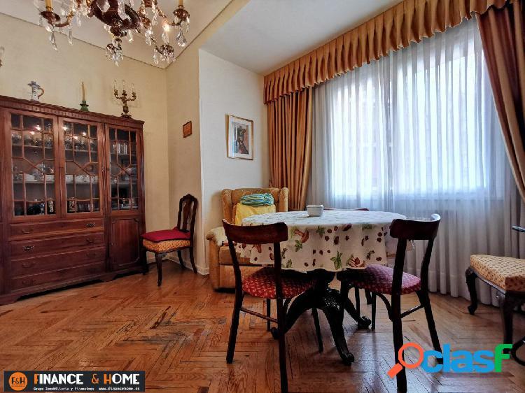 """fyh finance and home vende piso en la calle alcalá, barrio goya, madrid."""