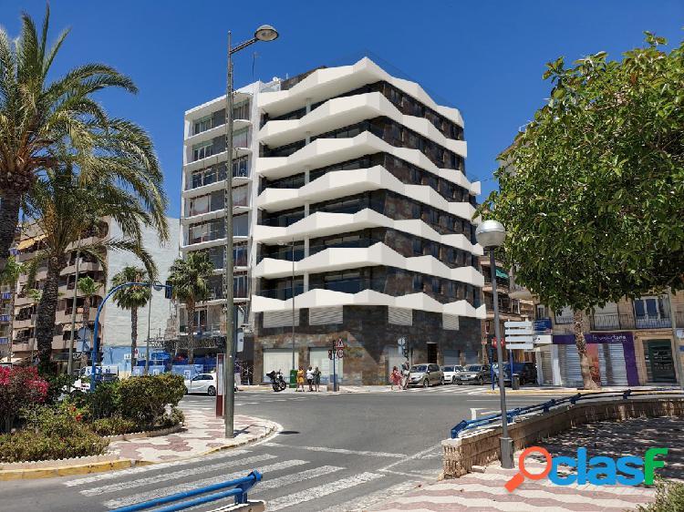 Obra nueva, viviendas de 1 y 3 dormitorios desde 311.000€