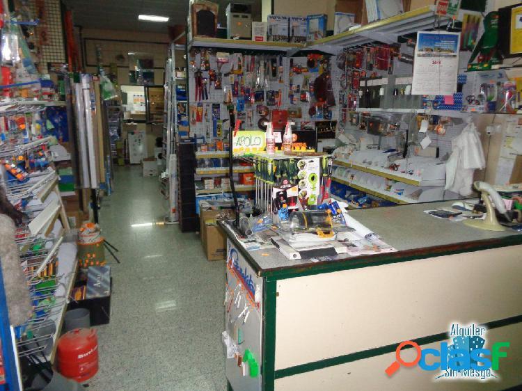 Se alquila local comercial en zona el perú