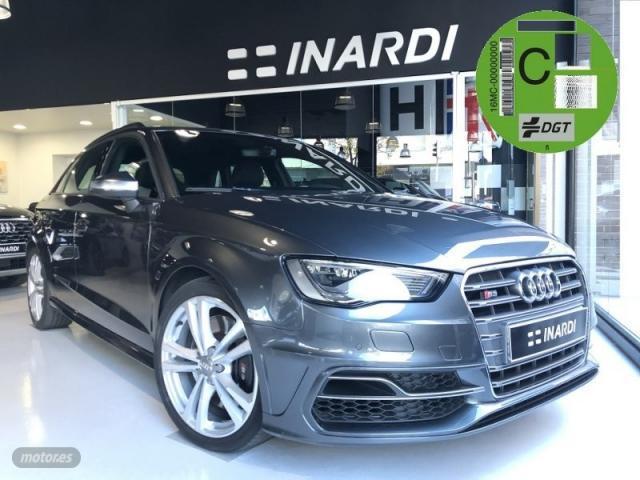Audi s3 audi s3 sportback 2.0 tfsi quattro s-tronic 300 cv