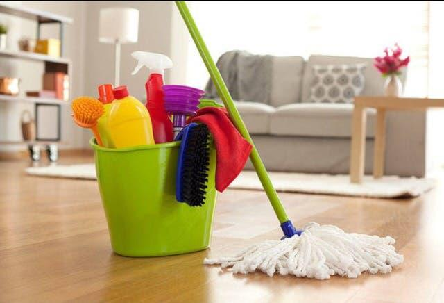 Busco mujer limpieza hogar